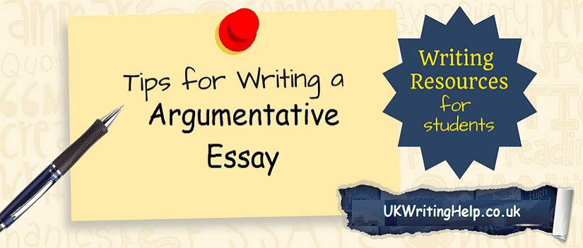 Perfect Argumentative Essay Writing Tips