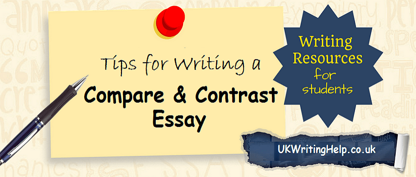 Tips For Writing A Perfect Compare And Contrast Essay