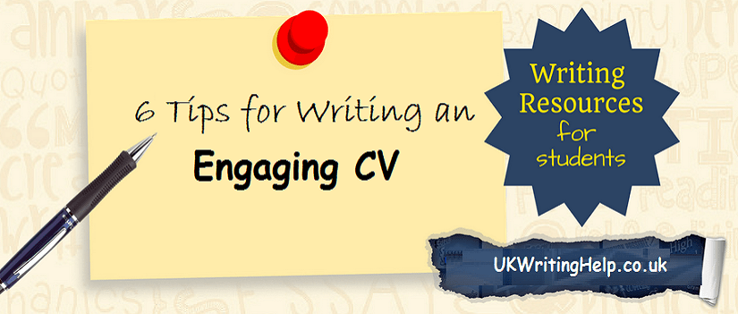 Tips For Writing An Engaging CV
